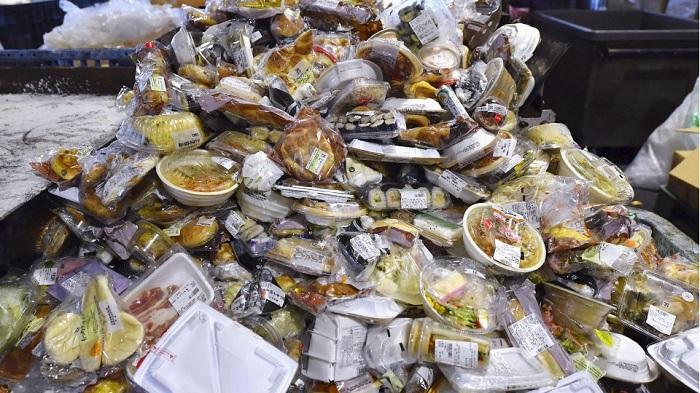 Food waste di Jepang