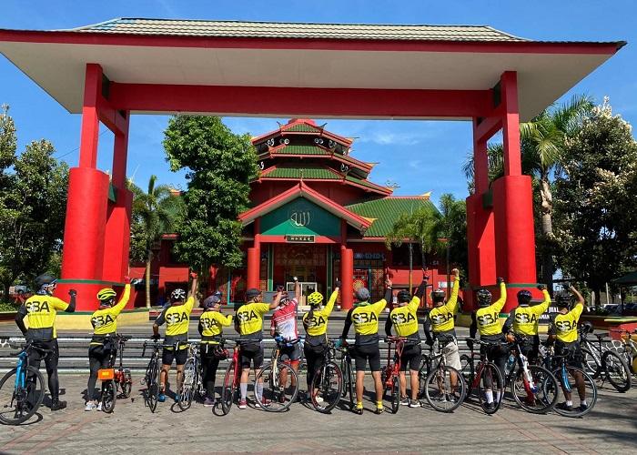 Mengunjungi Masjid Cheng Ho Pandaan
