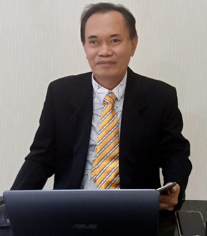 Haryanto, wisudawan tertua