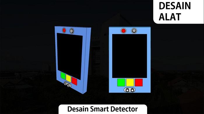 Desain Smart Detector Teknologi Co-Saber