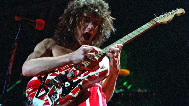 Gitaris Eddie Van Halen Tutup Usia