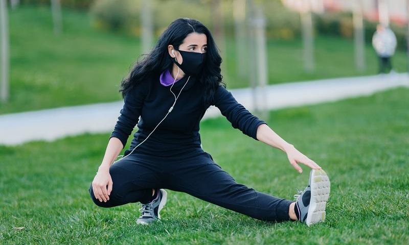 Tingkatkan Imunitas Tubuh, Olahraga Benteng Kedua Setelah Prokes