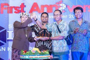 Donasi Program Cinta Guru SMPN 12 Surabaya untuk Pak Mardjuki