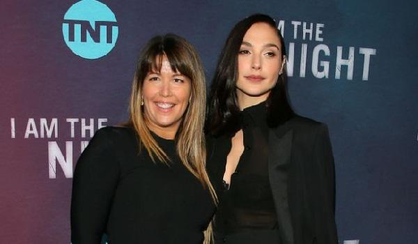 Duo 'Wonder Woman' Reuni di 'Film Cleopatra'