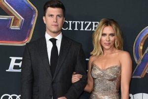 Scarlett Johansson dan Collin Jost Akhiri Masa Lajang