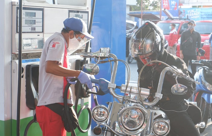 Dorong Transaksi Cashless Melalui Aplikasi MyPertamina, Beli Pertamax Hemat Rp 250/Liter