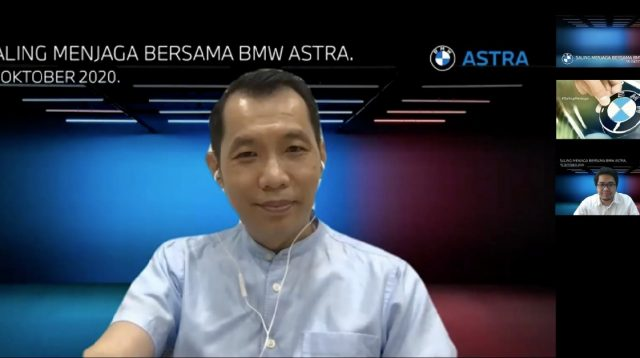 Saling Jaga Bersama BMW Astra