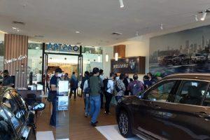 BMW Astra Hadirkan BMW Luxury Store Pertama di Jatim