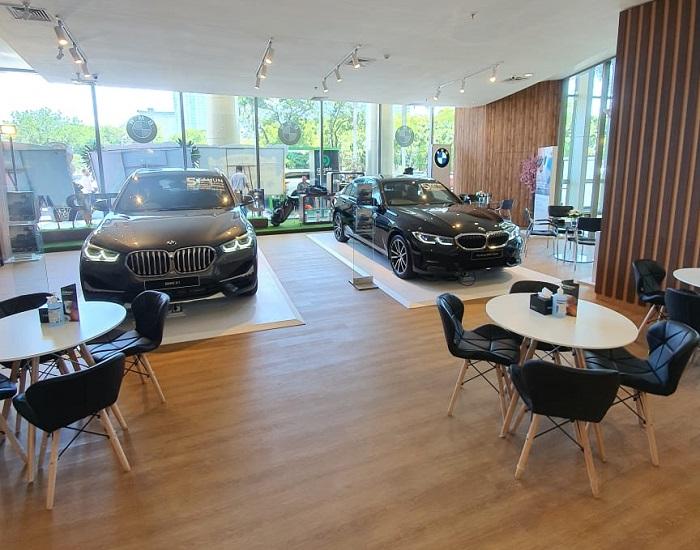 BMW Luxury Store menawarkan kemewahan