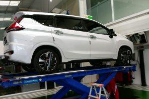 Pakai Mitsubishi Xpander Cukup Beli Bensin
