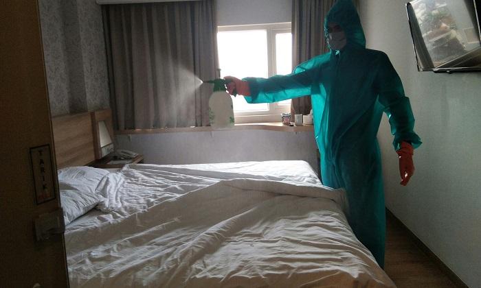 Gandeng PHRI, Pemerintah Siapkan 120 Hotel Isolasi Mandiri di 9 Provinsi