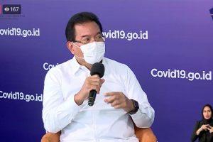 Terkait Harga Vaksin COVID-19, Pemerintah Tak Ingin Bebani Masyarakat