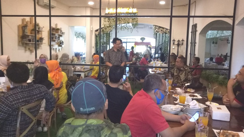 Erwin di Hallo Surabaya