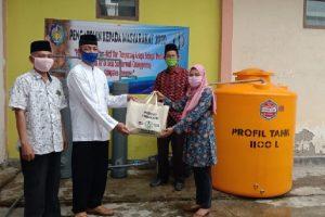 Dosen ITS Bantu Atasi Masalah Air Bersih di Lamongan
