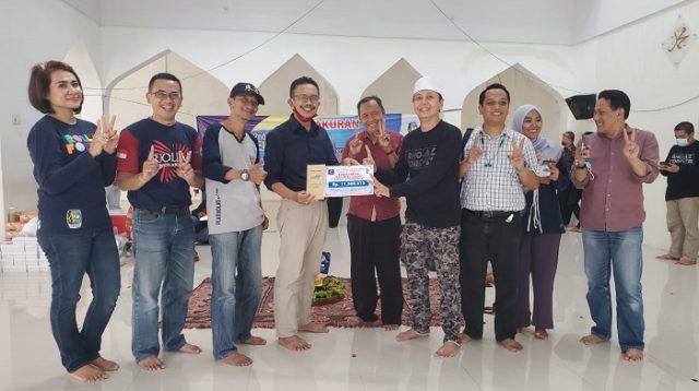 IKARHOLAZ Gelar Tasyukuran 2nd Anniversary IKARHOLAZ di di Masjid Al Ikhlas SMPN 12 Surabaya