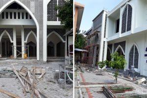Kurang 9 Juta Lagi, Ayo Gotong Royong Tuntaskan Pembangunan Masjid Al Ikhlas SMPN 12 Surabaya!