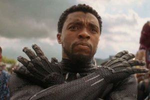 Kenang Chadwick Boseman, Intro Black Panther Didesain Ulang