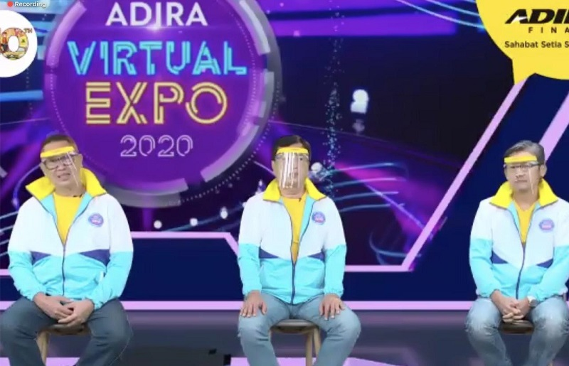 Adira Virtual Expo 2020-2