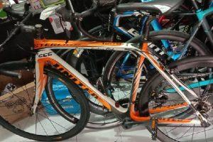 Ketemu, Sepeda Legendaris Tarwi yang Hilang!