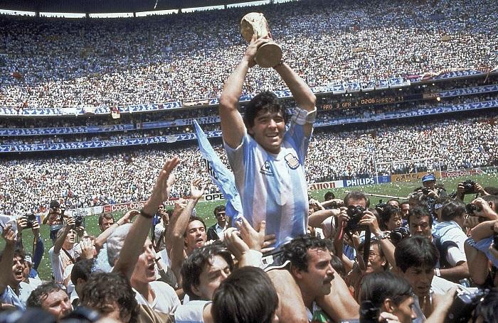 Antar Argentina Juara PD 1986