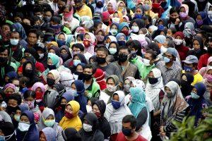 Pandemi COVID-19 Berdampak Pada Indikator Kependudukan Indonesia