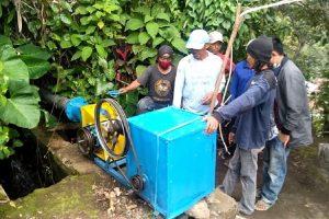Bantu Ekonomi Desa, ITS Kembangkan Pembangkit Listrik Tenaga Mikrohidro