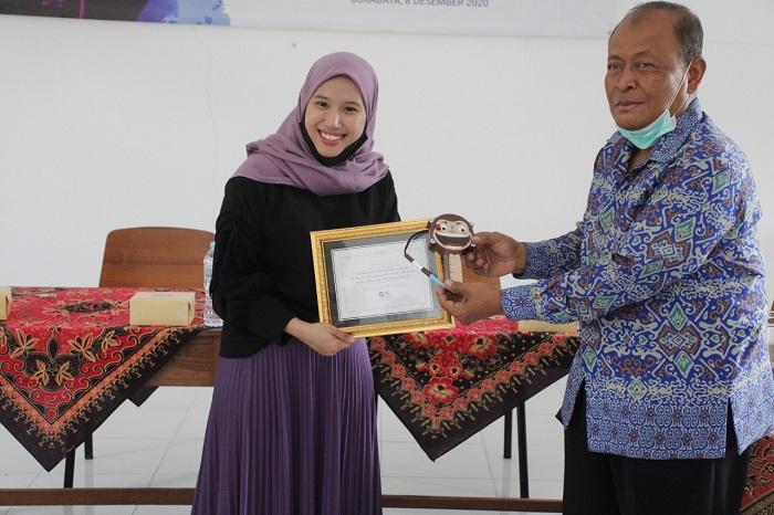Tim Abmas ITS & Kepsek SMPLB-A YPAB Surabaya