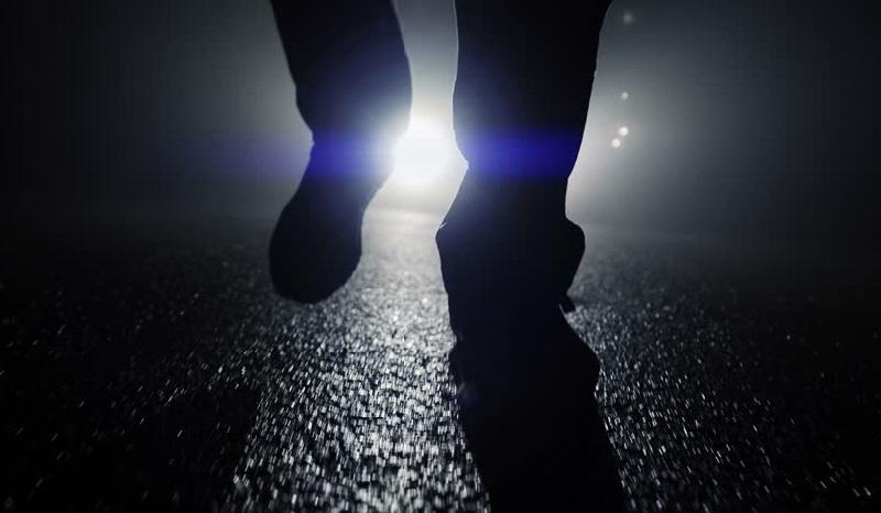 Galau Paska Ribut dengan Istri, Seorang Pria Jalan Kaki Ratusan Kilometer
