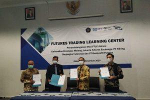 Kenalkan Investasi Perdagangan Berjangka Komoditi, BPF Malang Bersama JFX dan KBI Hadirkan FTLC di UB