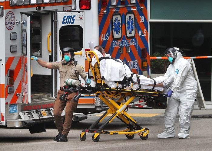 Pandemi hantam AS