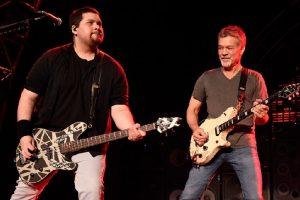 Wolfgang Van Halen Kecam Lelang Gitar Ikonik Bapaknya