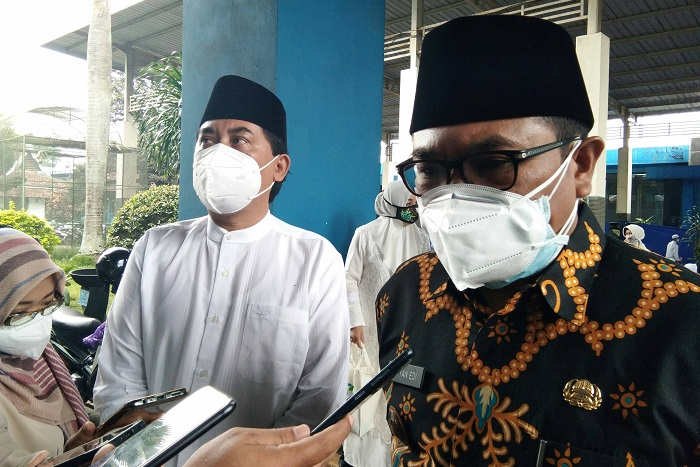 Wawali dan Direktur PDAM Kota Malang