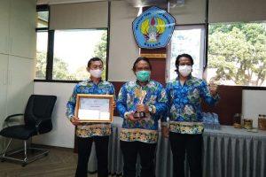 ITN Malang Terima Penghargaan Anugerah Kampus Unggul