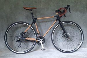 Lusa, Hadiah Sepeda Bambu Diserahkan ke Tarwi