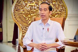 Presiden Jokowi Tegaskan Vaksin COVID-19 Gratis Bagi Masyarakat