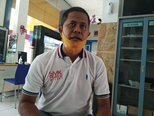 Waka Kesiswaan, Adhy Ariyanto