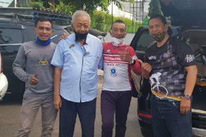 Manajer LCC, H. Mochamad Ircham, Berpulang