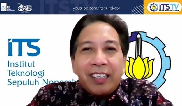 Rektor Positif COVID-19, ITS Lockdown Hingga 10 Januari 2021