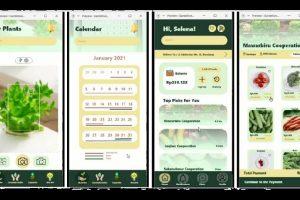 Gardellive, Gagasan Mahasiswa ITS Bantu Kembangkan Kebun Komunitas