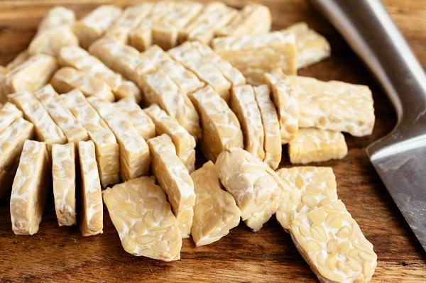 Tempe makanan probiotik