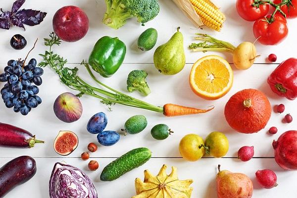 Makanan berwarna