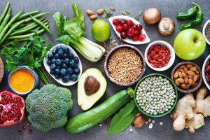 Pola Makan Nabati Bantu Pertumbuhan Mikroba Baik Pada Usus