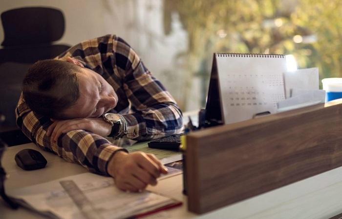 Tidur Siang Tingkatkan Kesehatan Mental