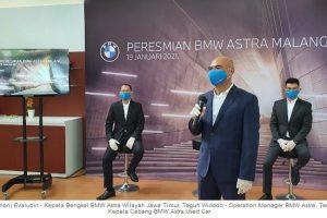 Peresmian BMW Astra Malang