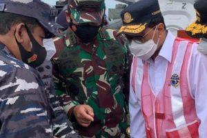 Tim Gabungan Temukan Bagian Pesawat Sriwijaya SJ 182