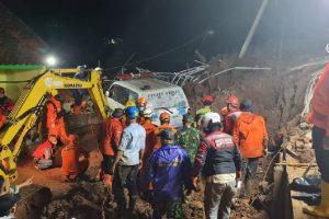 BNPB Ingatkan Daerah Potensi Ancaman Banjir dan Longsor