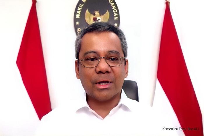 Wamenkeu Suahasil Nazara
