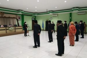 Sebelas DPKM Periode 2021-2025 Dikukuhkan Walikota Malang