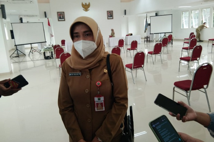 Plt Kepala Dinas Kesehatan Kota Malang, Sri Winarni