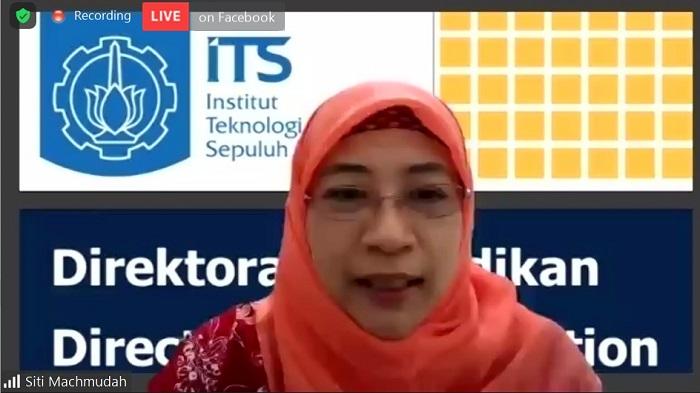 Direktur Pendidikan ITS Siti Machmudah